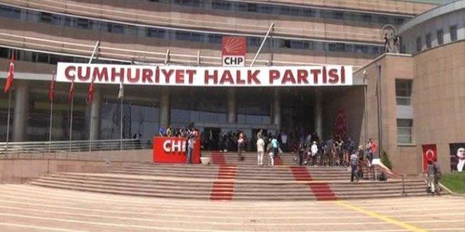 CHP'de 'başarısızlık' istifası
