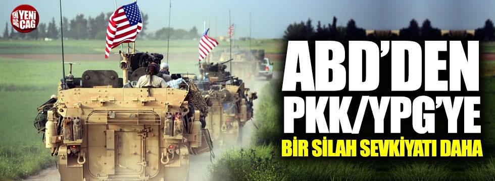 ABD'den PKK/YPG'ye bir silah sevkiyatı daha!