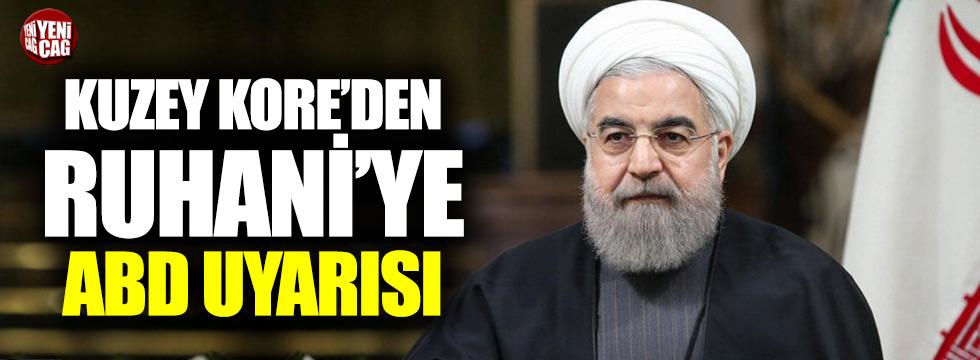 Kuzey Kore'den İran'a ABD uyarısı