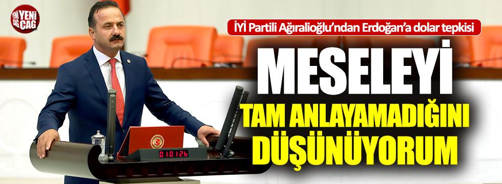 İYİ Parti'den Erdoğan'a dolar tepkisi