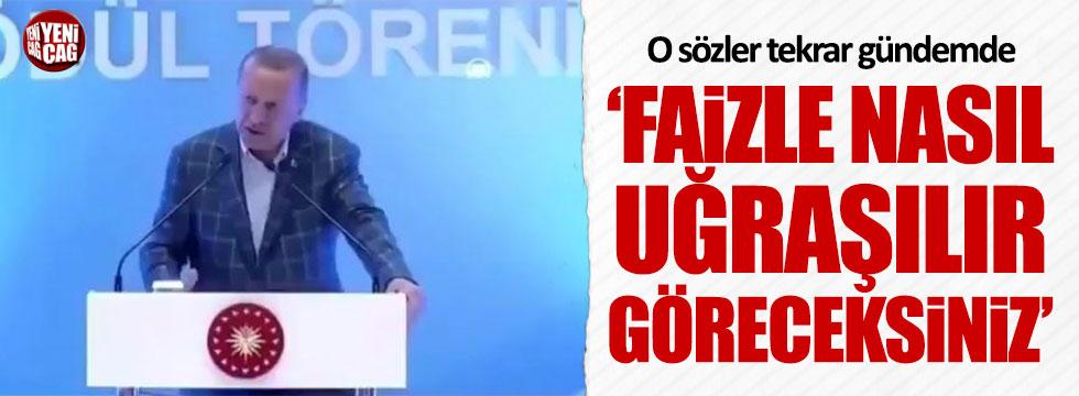 Erdoğan'ın dolarla ilgili sözleri tekrar gündemde