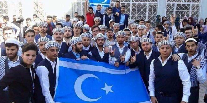 Türkmen yurdu Kerkük'te protesto hazırlığı
