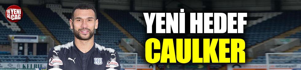Trabzonspor'da hedef Caulker