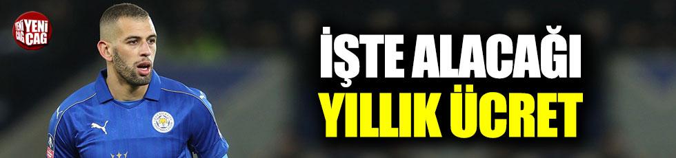 Slimani, Fenerbahçe'den ne kadar kazanacak?