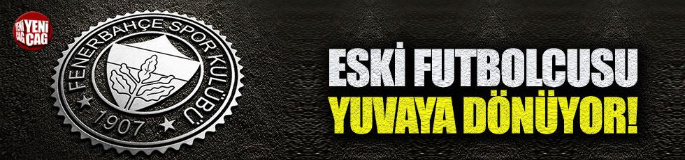 Fenerbahçe'ye yeniden dönüyor