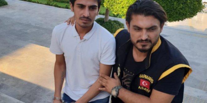Hırsızlık yapan kuaför çırağı tutuklandı