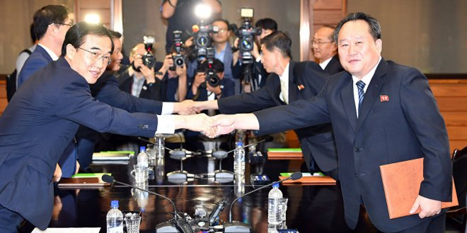 Güney Kore ve Kuzey Kore'den zirve kararı
