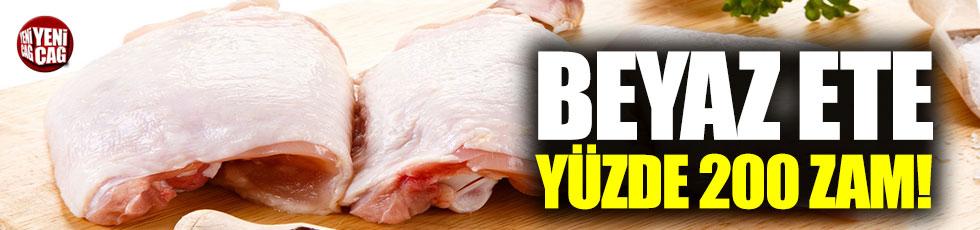 Beyaz et, 8 ayda yüzde 200 zamlandı