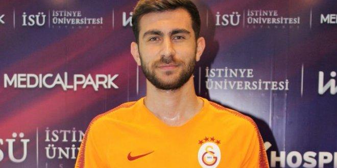 Birhan Vatansever Galatasaray'da