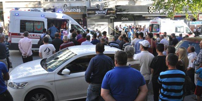 Ankara'da döviz büroları ve kuyumculara silahlı saldırı