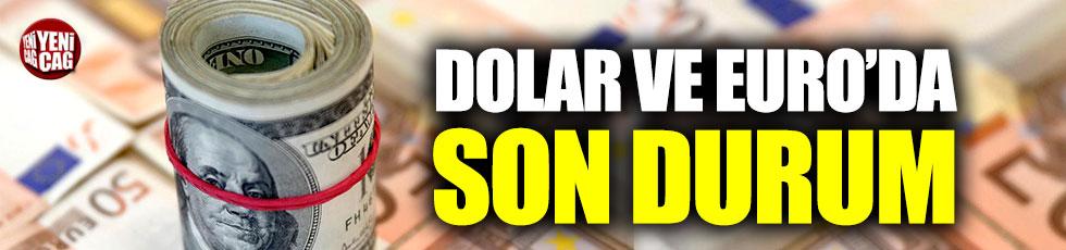 Dolar güne 6,80'de başladı