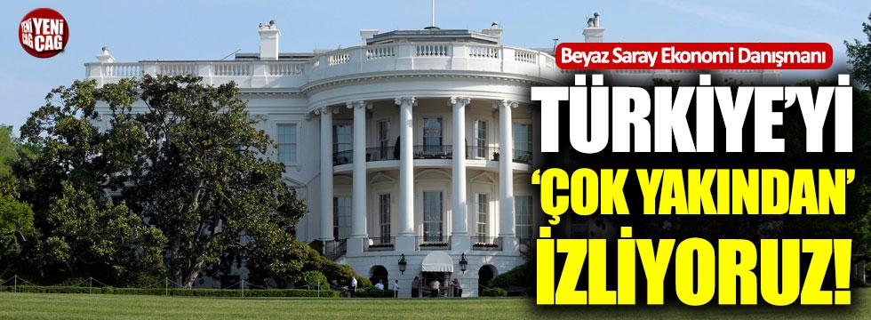 """ABD: """"Türkiye'yi çok yakından izliyoruz"""""""