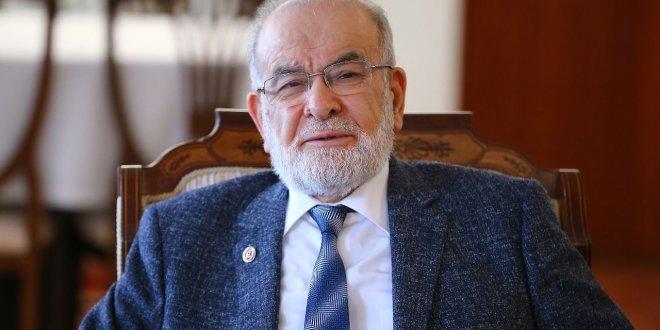 """Karamollaoğlu: """"Yerel seçimleri 4 Kasım'a çekmek istiyorlar"""""""