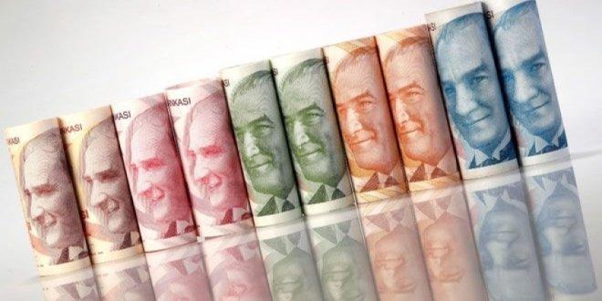 Hazine bir günde yaklaşık 2 milyar lira borçlandı