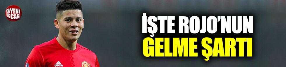 Rojo'nun, Fenerbahçe'ye gelme şartı belli oldu