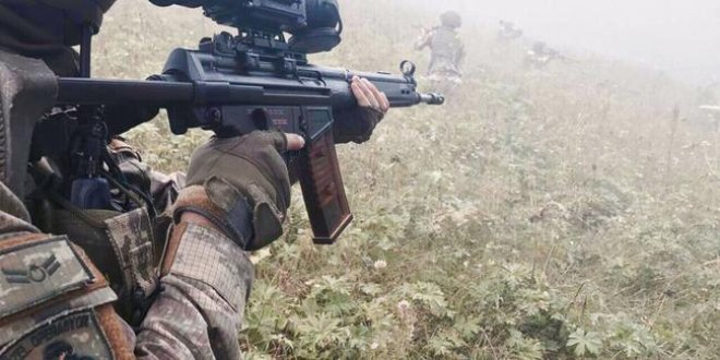 Tunceli'de PKK'ya darbe