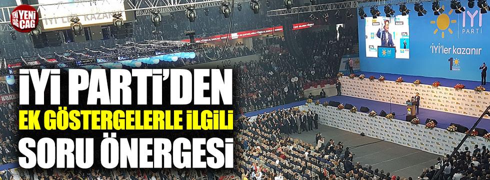 İYİ Partili Şenol Bal'dan soru önergesi