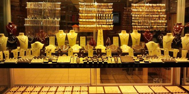 Altın alışverişi durma noktasında