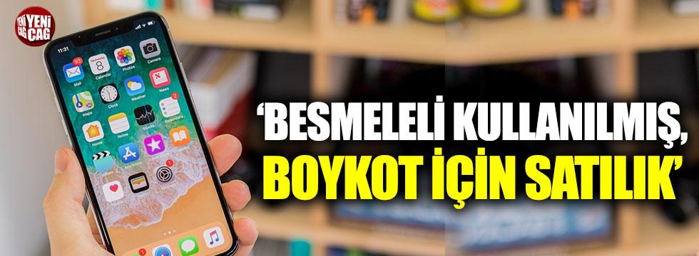 Erdoğan'ın Boykot kararı sonrası satışlar patladı
