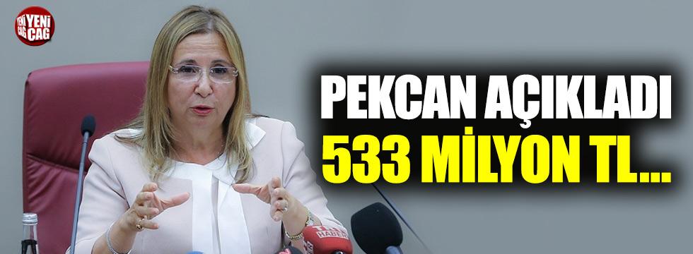Ticaret Bakanı'ndan ek vergi açıklaması