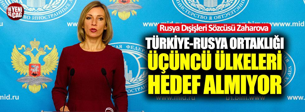 Rusya'dan, Yunanistan'a 'Türkiye' cevabı
