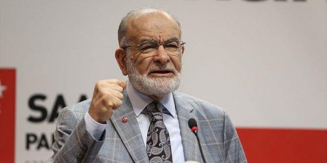 """Karamollaoğlu: """"Siyasi parti genel başkanları bir araya getirilmeli"""""""