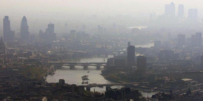 Her yıl 1.5 milyon kişi hava kirliliğinden ölüyor