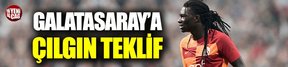 Bafetimbi Gomis için Galatasaray'a dev teklif!