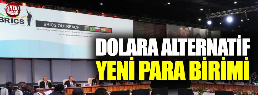 Dolara alternatif para birimi