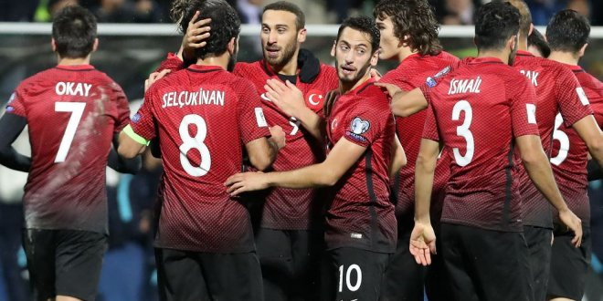 Milli Takım FIFA sıralamasında yerini korudu