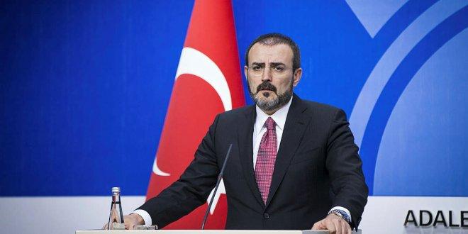 """AKP'li Ünal: """"ABD bir papaz yüzünden ortaklığı tehlikeye atıyorsa..."""""""