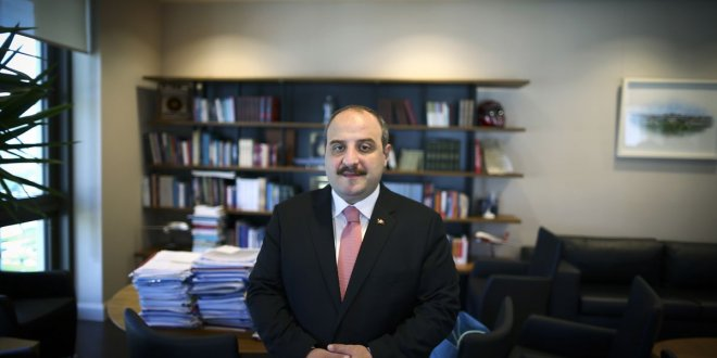 """Sanayi Bakanı Varank: """"Saldırılara karşı tedbirlerimizi alıyoruz"""""""