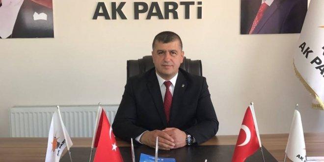 AKP'li başkan kazayla kendisini vurdu