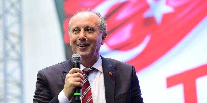 Muharrem İnce'den, Kılıçdaroğlu'na sert sözler