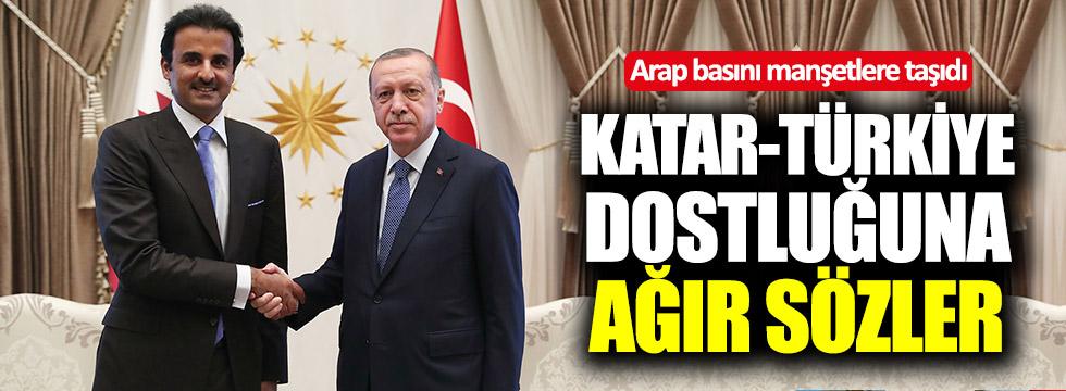 Katar'ın, Türkiye yardımı Arap ülkelerini kızdırdı