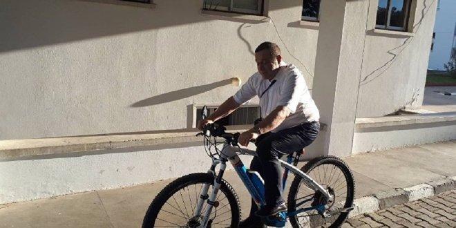 Makam aracı yerine 23 bin TL'lik bisiklet