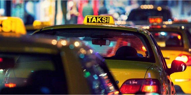Turistlerden taksicilere tepki!