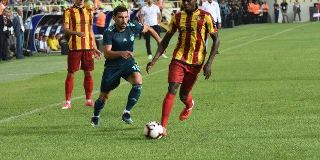 Fenerbahçe Malatya'da kayıp