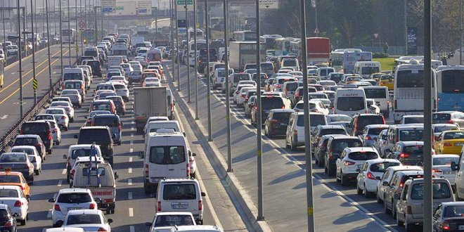 İstanbul'da bu yollar trafiğe kapalı
