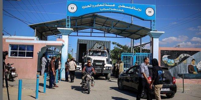 Gazze sınırında gerginlik