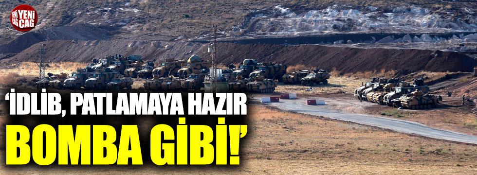 """CHP'li Yılmaz: """"İdlib, patlamaya hazır bomba gibi"""""""