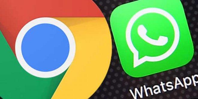 Google ve Whatsapp işbirliği