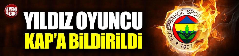 Fenerbahçe Giuliano'yu KAP'a bildirdi
