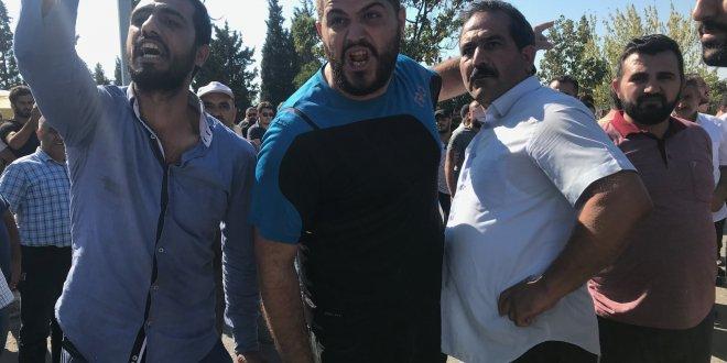 Tuzla'da kurban kesme kavgası