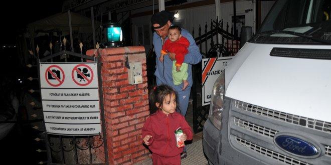 Çanakkale'de 46 kaçak yakalandı
