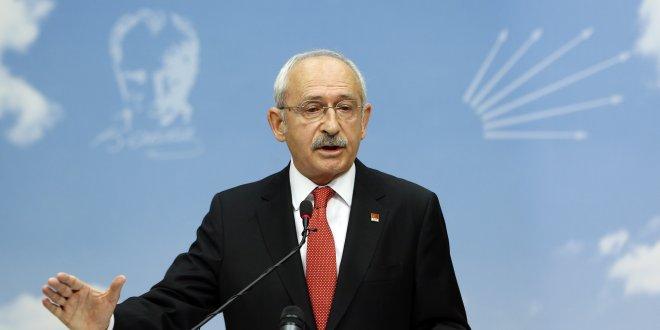 Kılıçdaroğlu'ndan 'beton ekonomisi' eleştirisi