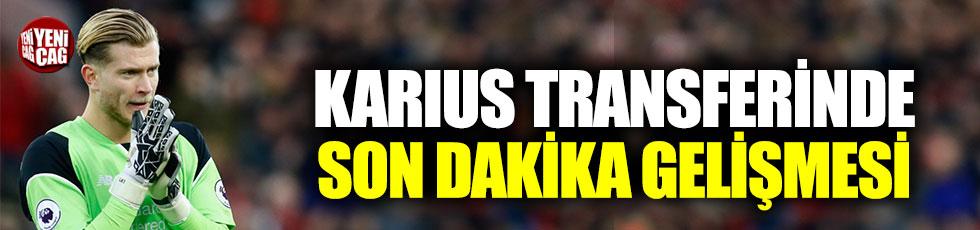 Liverpool'dan Karius'a izin çıktı