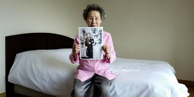 65 yıl sonra oğluna kavuşacak