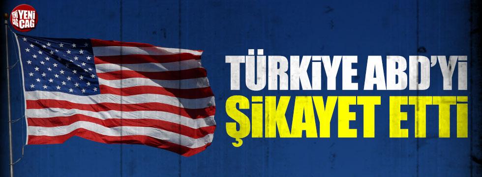 Türkiye, ABD'yi DTÖ'ye şikayet etti