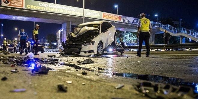 Bayram tatilinde trafik kazalarında 49 kişi hayatını kaybetti